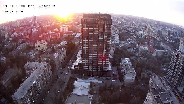 Dnipro City Webcam, Live Cam Ukraine
