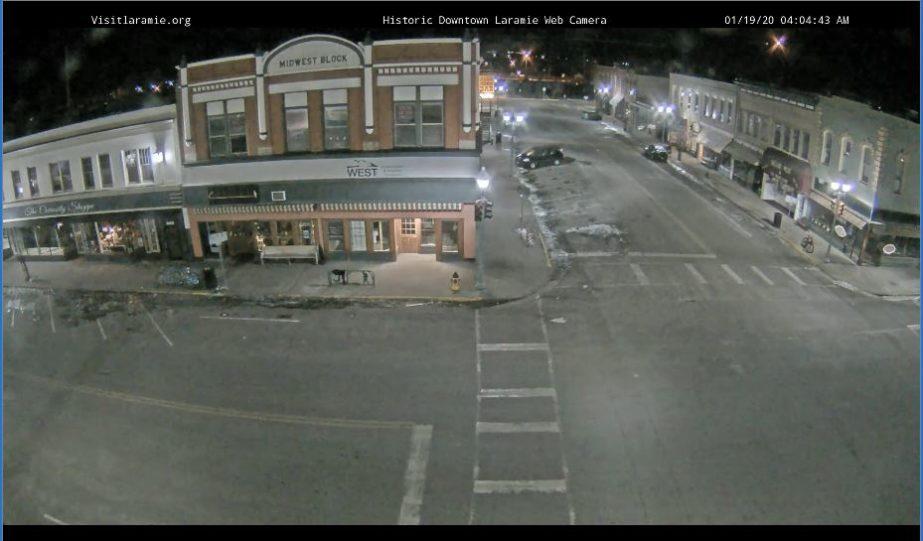 downtown laramie live cam