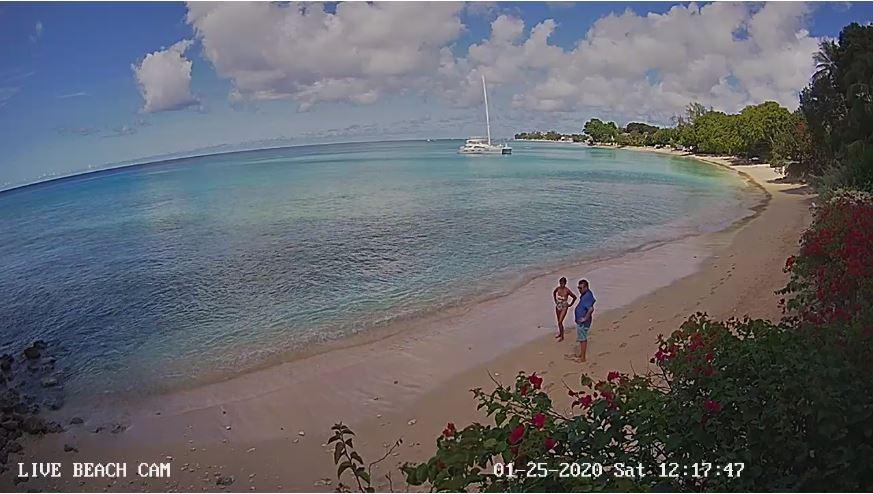gibbes beach live cam