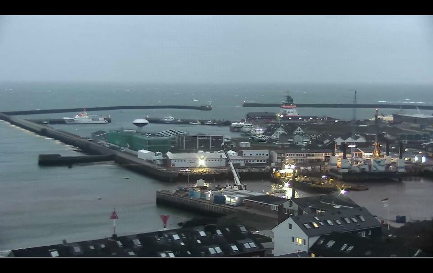 Heligoland Live Cam, HD Germany