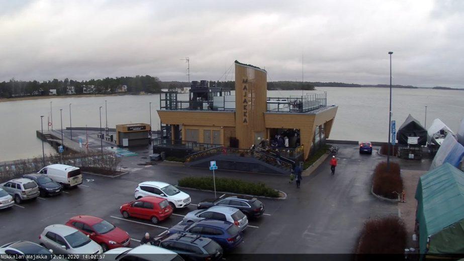 Nokkalan Majakka Live Cam, Espoo, Finland