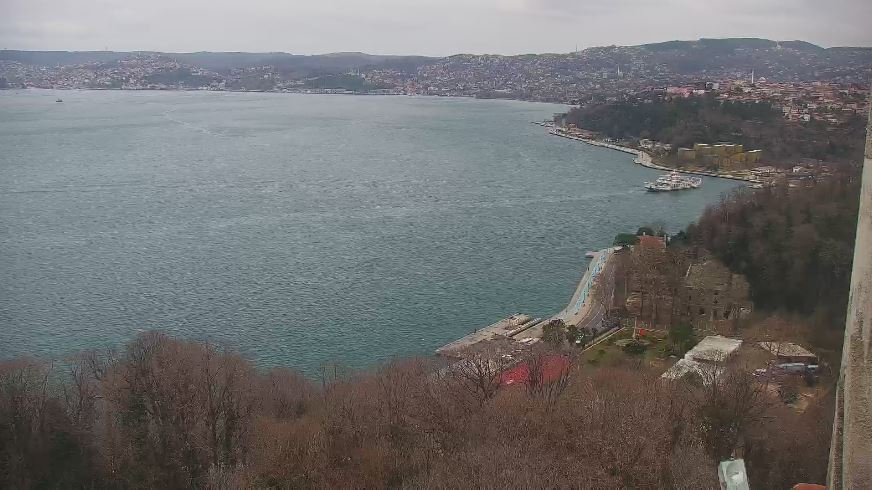 Istanbul Live Cam, City Panorama Webcam