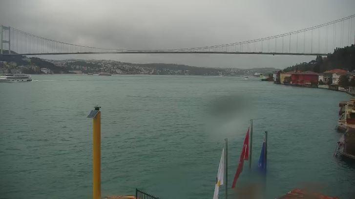 Istanbul Live Cam, Bosporus, Anatolian Fortress Webcam