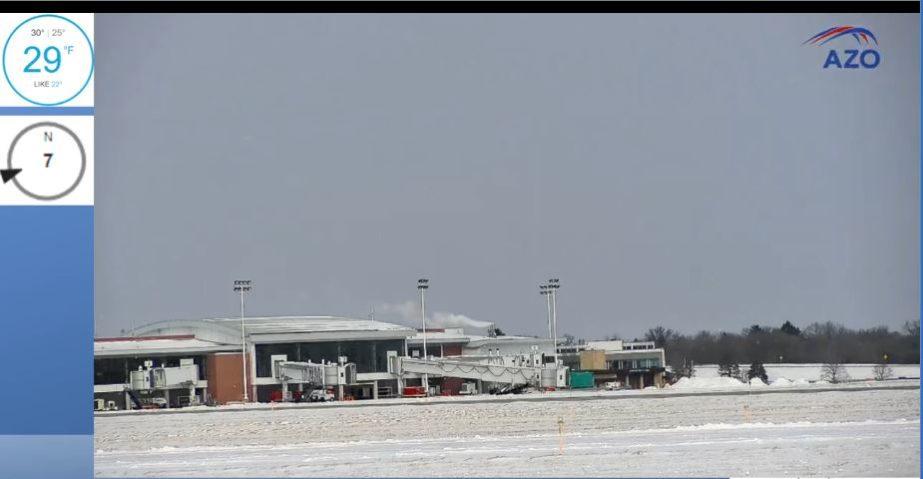 kalamazoo battle creek airport live cam