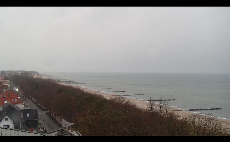 kuhlungsborn beach live cam