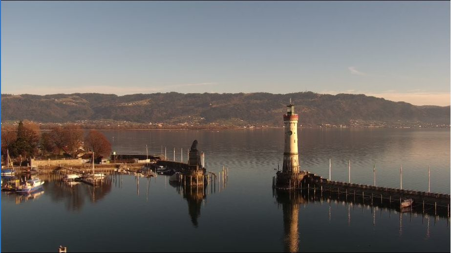 Lake Constance Live Cam, Amazing HD Germany