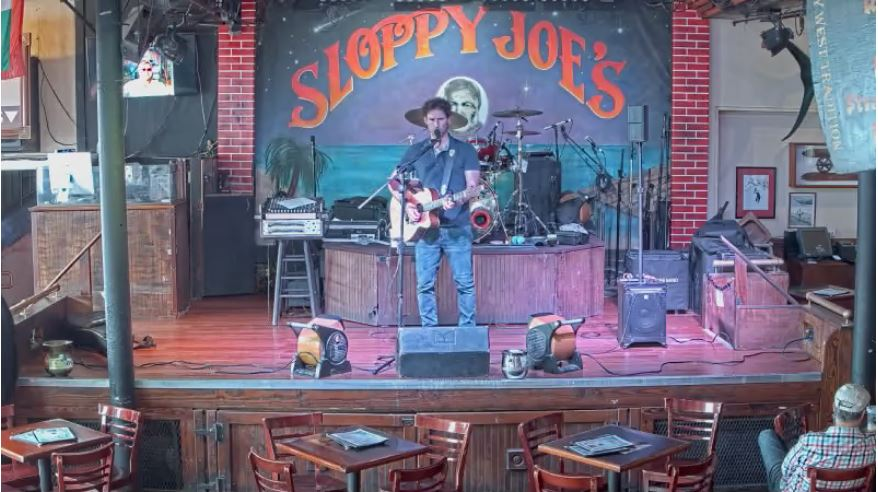 sloppy joes bar live cam