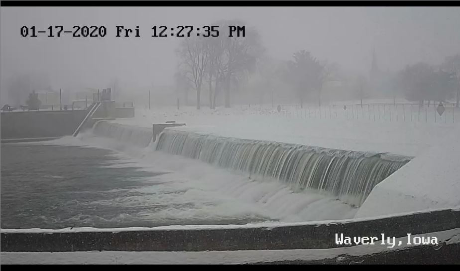 waverly city dam live cam