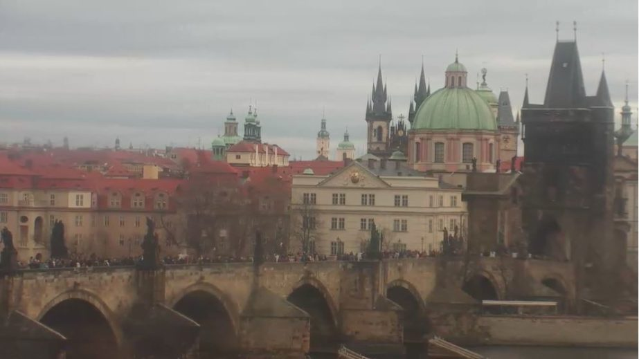 charles bridge live cam