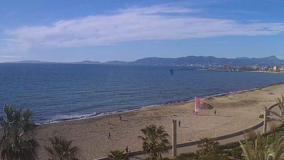 el arenal beach live cam