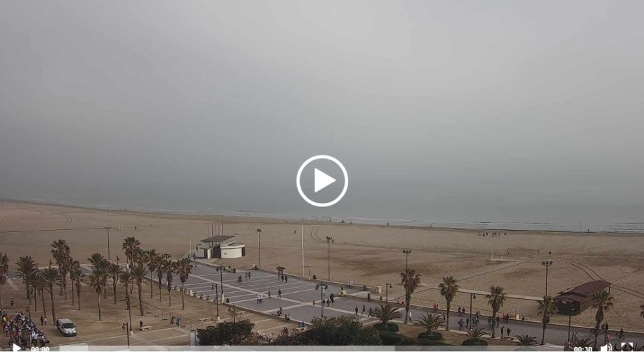 malvarrosa beach live cam