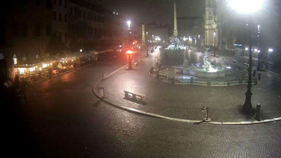 piazza navona live cam