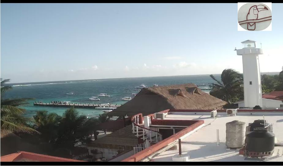 puerto morelos live webcam