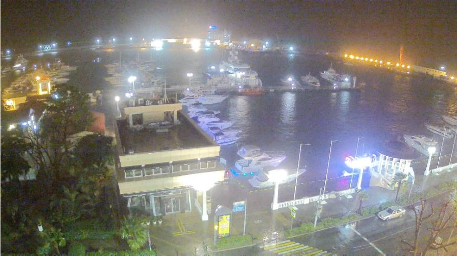 sochi port live cam