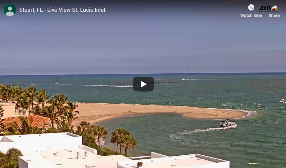 st lucie inlet live cam