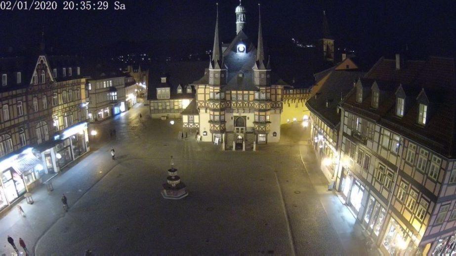 wernigerode town hall live cam