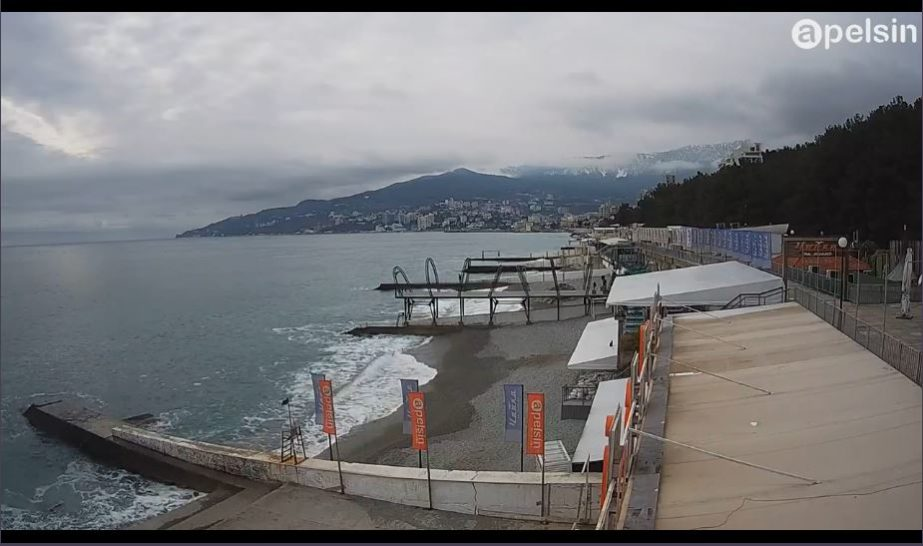 yalta black sea live cam