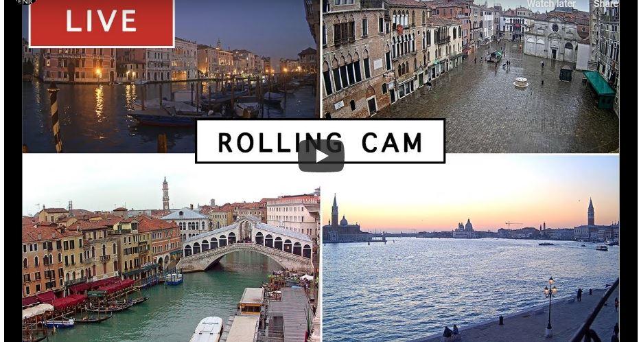 live cams venice