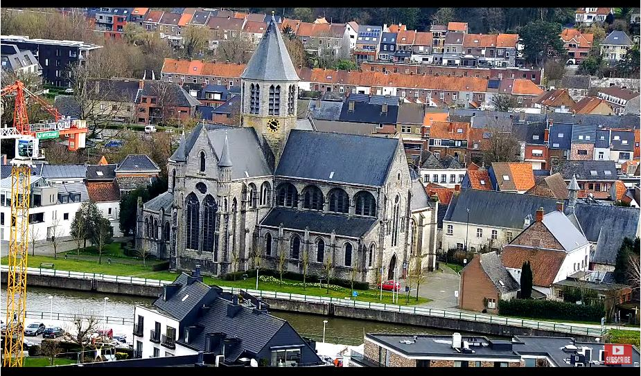 oudenaarde city live cam