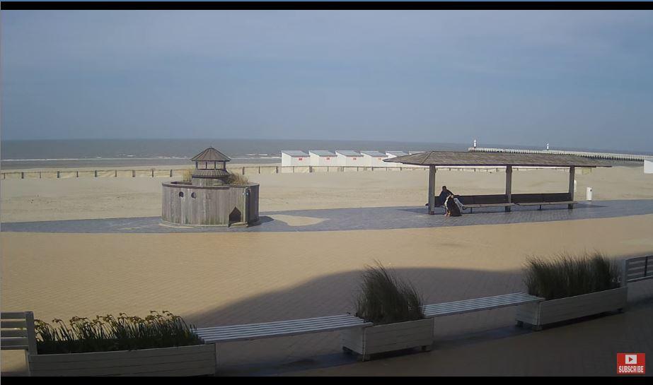 nieuwpoort beach live cam