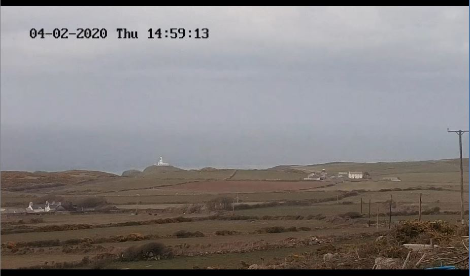 strumble head lighthouse live cam