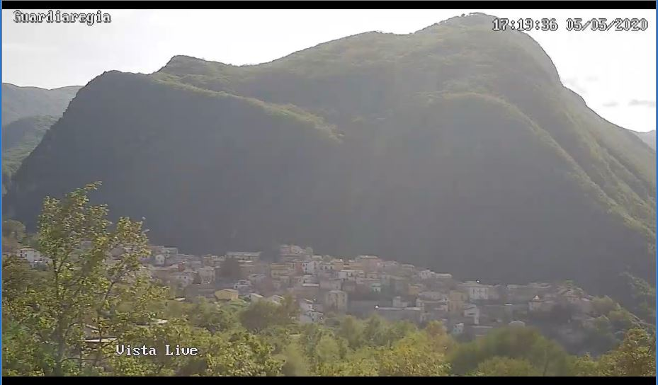 Guardiaregia Webcam