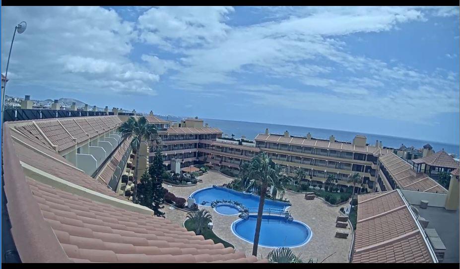 Hovima Jardín Caleta Webcam