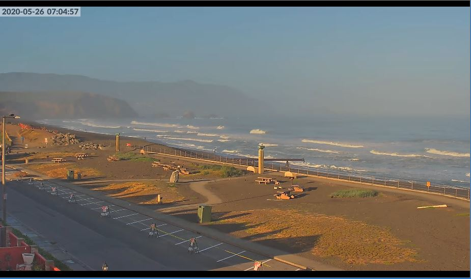 SHARP PARK BEACH LIVE CAM