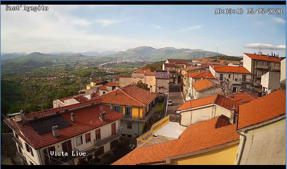 Sant'Agapito Webcam