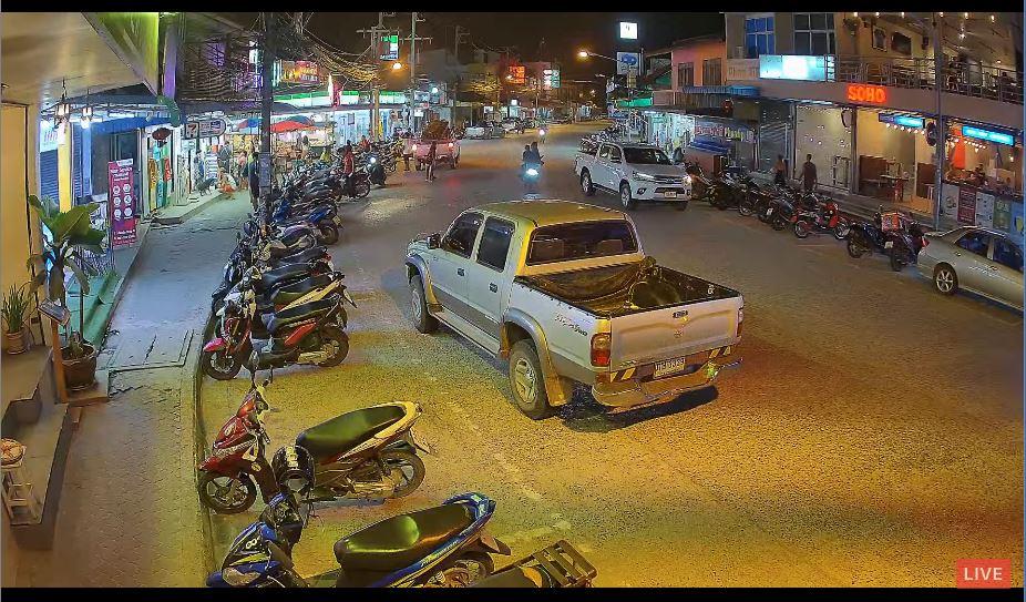 thong sala street live cam