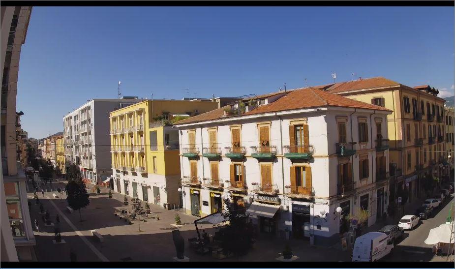 Cosenza City Live Webcam