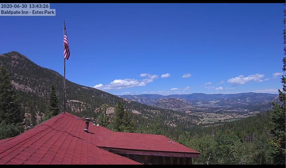 Estes Park Live Webcam