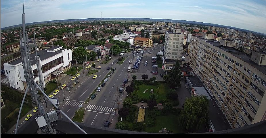 Târgu Jiu City Live Webcam