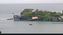Tenby Live Webcam HD, Park Hotel Sea View