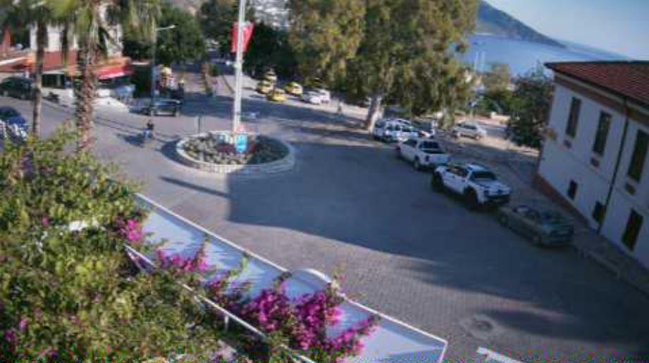 kalkan town live webcam
