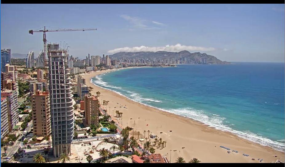 torre dorada live webcam