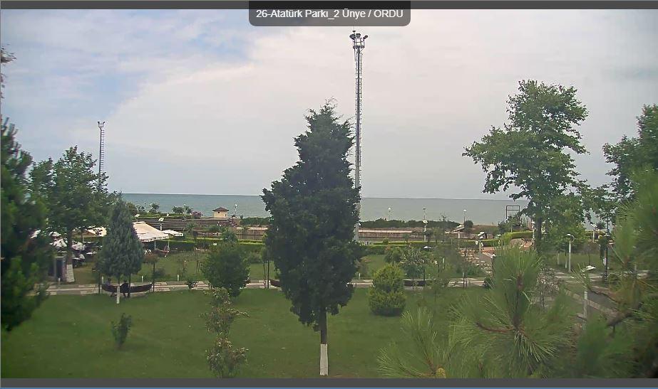 Ünye Park Live Webcam