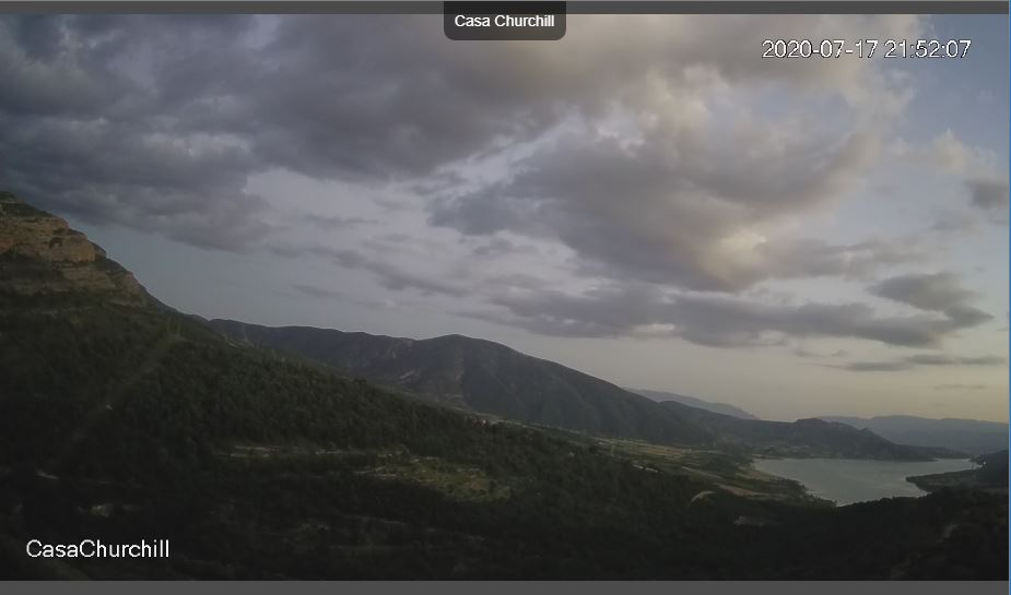 Claverol Mountains Live Webcam