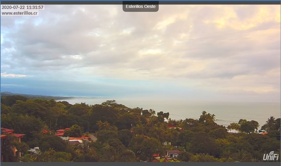 Costa Rica Live Webcam