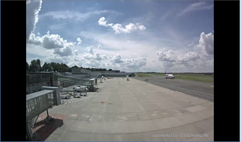 Dortmund Airport Live Webcam