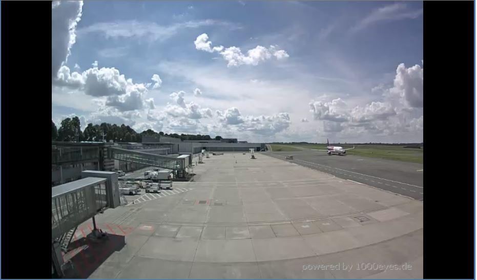 Webcam Airport Dortmund