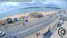 Exmouth Seafront Live Webcam, HD England
