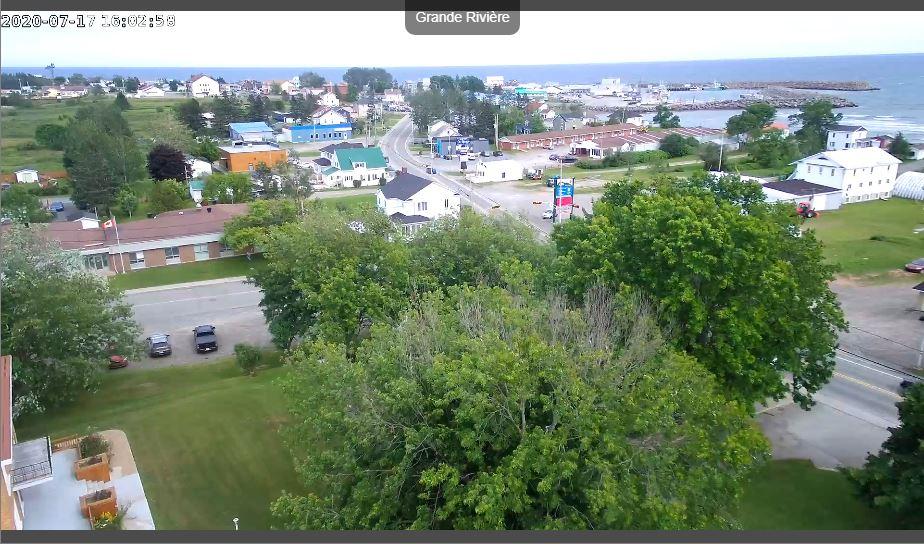 Grande-Rivière Live Webcam