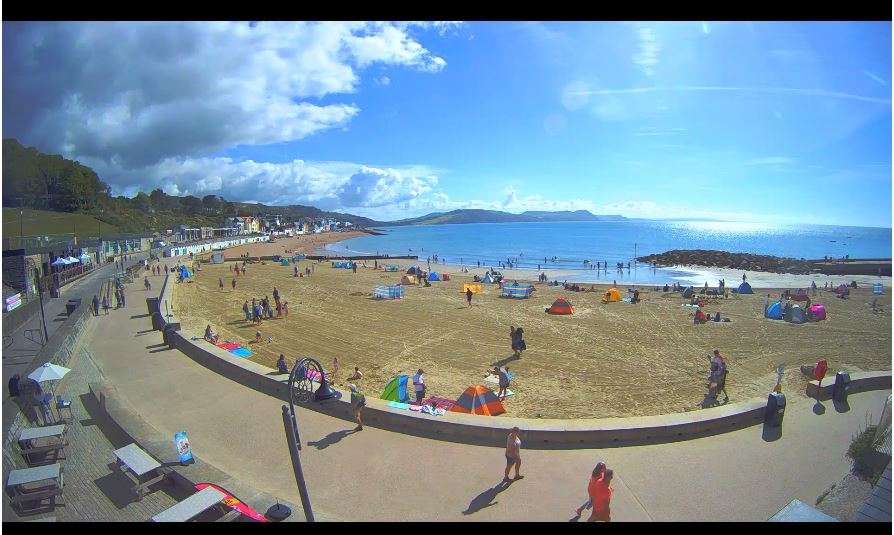 Lyme Regis Webcam