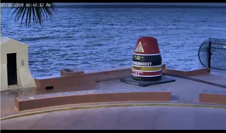 Southernmost Point Live Webcam