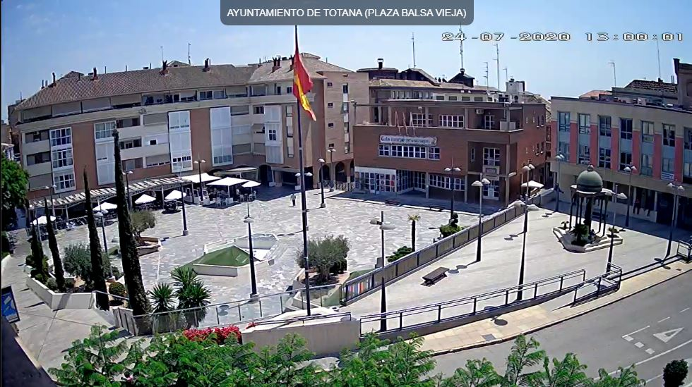Totana Live Webcam