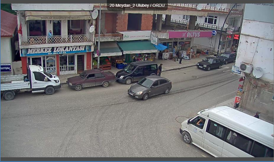 Ulubey Town Live Webcam