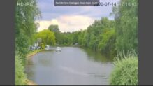 Norfolk River Live Cam HD, River Cottages, UK