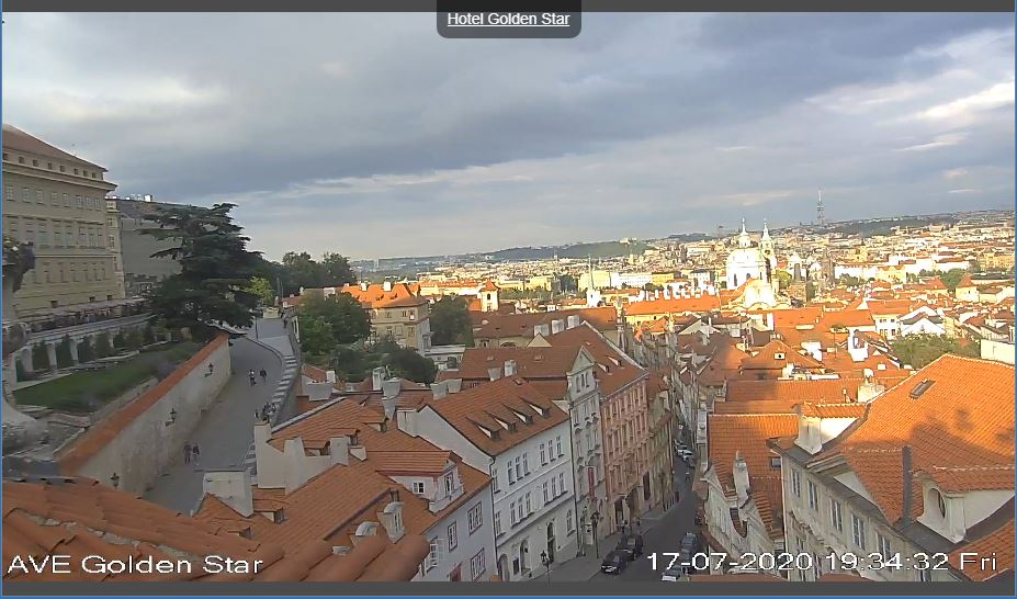 prague live webcam