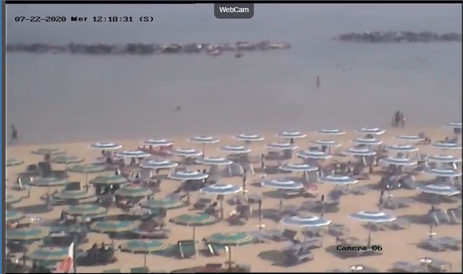 rimini live webcam
